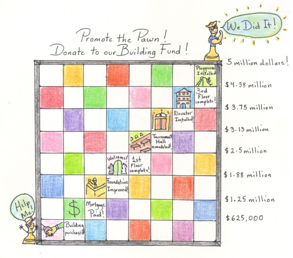 Help promote the pawn: Donate to the Berkeley Chess School!